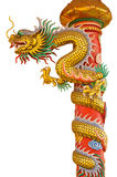 Chinese style dragon Royalty Free Stock Photography