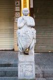Chinese style elephant statue Stock Photos