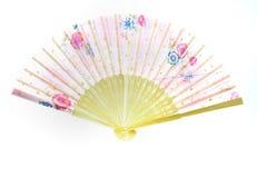 Chinese Style Folding Fan Stock Photography