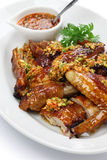 Chinese-style fried chicken Stock Images