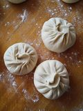 Chinese-style home buns Royalty Free Stock Photography