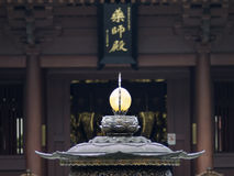 Chinese style incense burner Stock Image