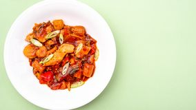 Chinese Style Kung Po Chicken