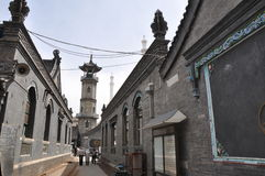 Chinese style Mosque Stock Image