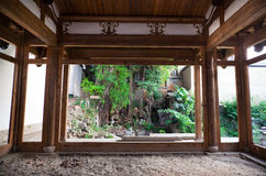 Chinese style old house Stock Photo