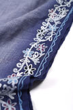 Chinese style pattern made of fabric scarves Stock Photography