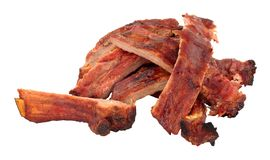 Chinese Style Pork Ribs stock image