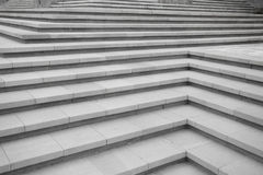 Chinese style stone staircase outdoor Royalty Free Stock Photography