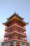 Chinese style tower Royalty Free Stock Photography