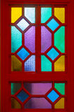 Chinese style window Royalty Free Stock Photos
