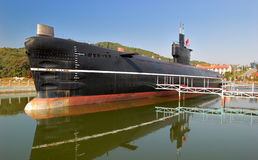 Chinese Submarine Stock Images
