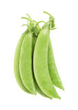 Chinese sugar pea Stock Images
