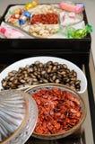 Chinese suikergoeddoos Royalty-vrije Stock Foto's