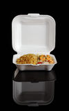 Chinese Take-Away Food Stock Photography