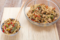 Chinese Take Out Food Stock Image