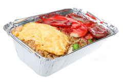 Chinese Takeaway stock photos