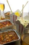 Chinese Takeaway Food Stock Photos