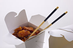 Chinese Takeout Stock Photography