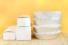 Chinese takeout Royalty Free Stock Photo