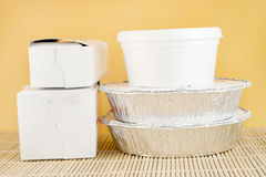 Chinese takeout Stock Photos