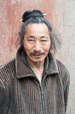 Chinese Taoist priest Stock Images