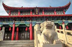 chinese Taoist temple Royalty Free Stock Images