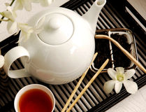 Chinese tea Royalty Free Stock Images