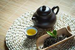 Chinese tea ceremony Royalty Free Stock Photography