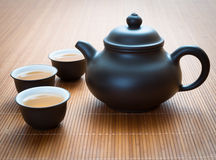Chinese tea ceremony Stock Photography