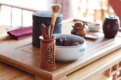 Chinese Tea Culture royalty free stock photos