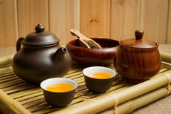 Chinese Tea Culture Stock Image