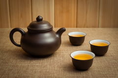 Chinese Tea Culture Royalty Free Stock Image