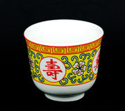 Chinese tea cup Stock Photography