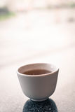 Chinese tea cup Royalty Free Stock Photo
