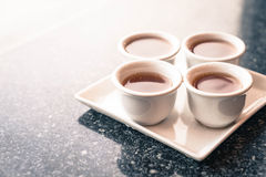 Chinese tea cup Stock Photo