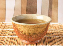 Chinese tea cup Stock Image