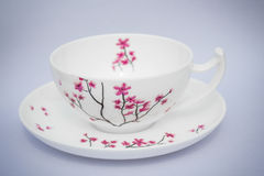 Chinese Tea Cup. Very nice chinese tea cup Stock Photography