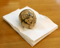 Chinese Tea Egg Stock Image