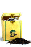 Chinese Tea leaf box Stock Photos
