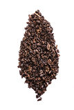 Chinese tea leaf Royalty Free Stock Photos