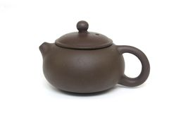 Chinese Tea Pot Royalty Free Stock Image