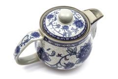 Chinese tea pot Royalty Free Stock Photo
