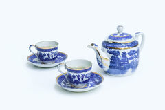 Chinese tea sets Stock Image