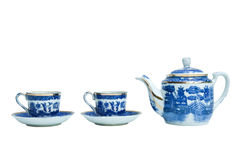 Chinese tea sets Royalty Free Stock Images