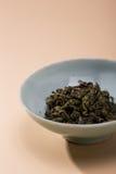 Chinese tea - Ti kuan yin Royalty Free Stock Image