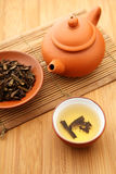Chinese tea time Royalty Free Stock Photo