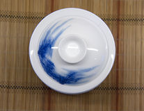 Chinese teacup Royalty Free Stock Image