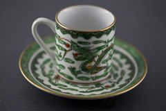 Chinese teacup Stock Photo