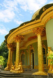 Chinese teahouse sanssouci Berlin Royalty Free Stock Images