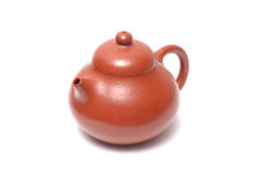 Chinese teapot Stock Image